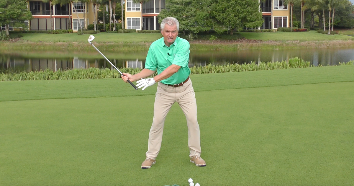 How To Start Your Downswing Correctly