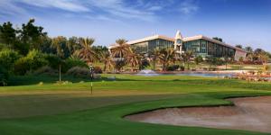 Abu Dhabi HSBC Golf Championship 2018