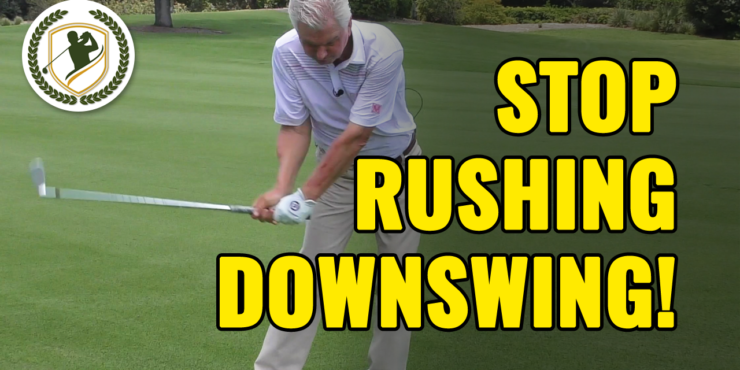 Golf Downswing Drills