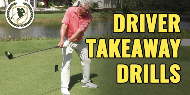 Golf Driver Takeaway Drills