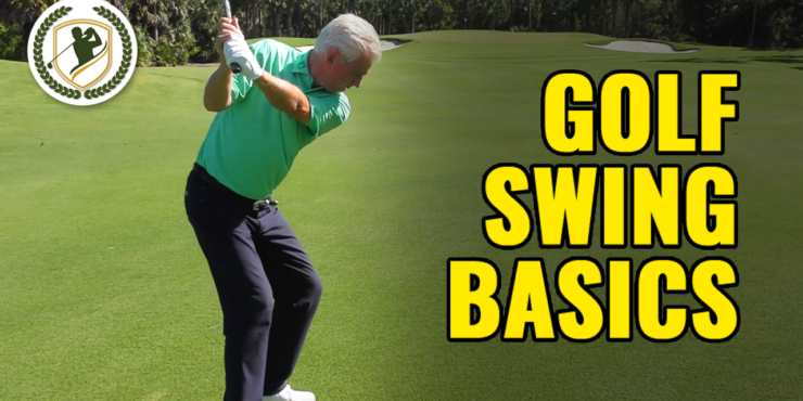FB-Beginner Golf Swing Basics - 3 Shortcut Concepts & Drills